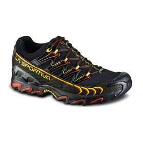 La Sportiva Ultra Raptor GTX Running Shoes Men Black/Yellow